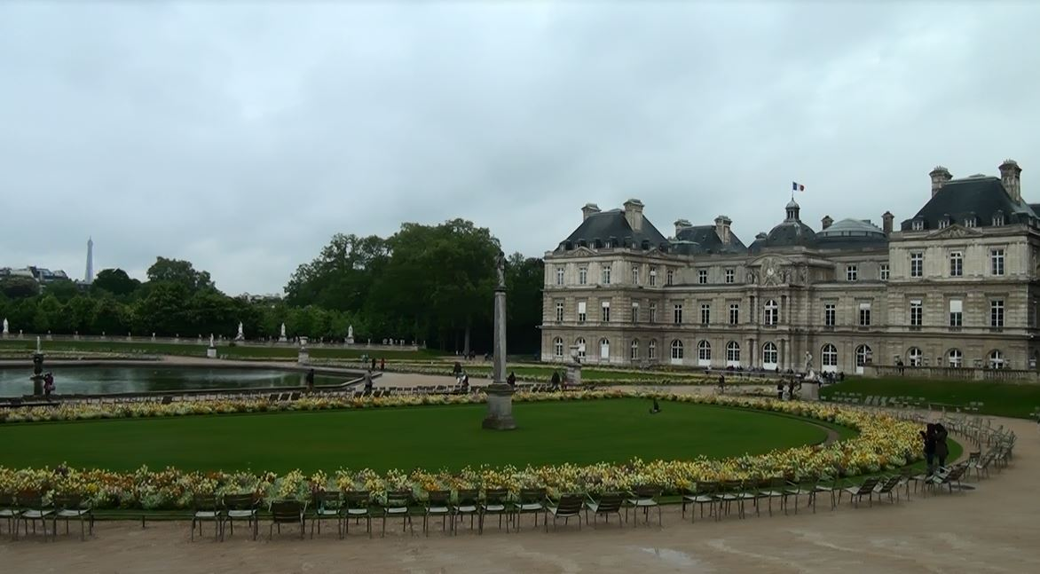 Cordula maier jardin du luxembourg for Buvette des marionnettes du jardin du luxembourg